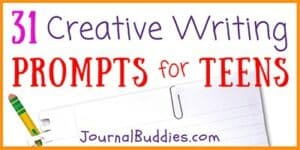 Creating Writing Ideas for Teens