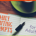 Daily Writing Prompts for Adults