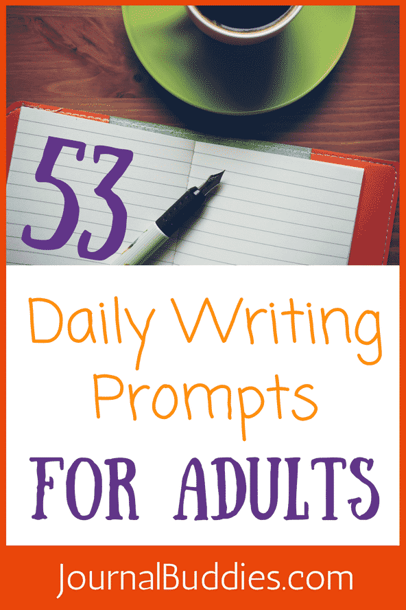 creative writing prompts for adults