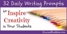 32 Daily Writing Prompts to Inspire Creativity