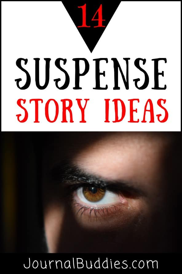 Suspense Story Writing Ideas for Kids