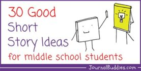 Short Story Ideas for Middle School