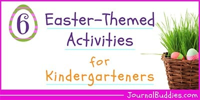 Easter Activites for the Kindergarten Classroom