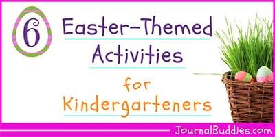 Easter Activities for Kindergarten