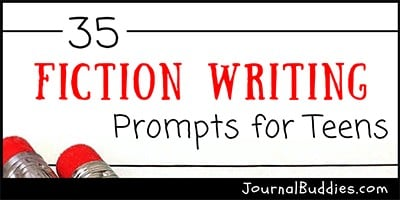 Fiction Writing Prompt Sentences for Teenagers