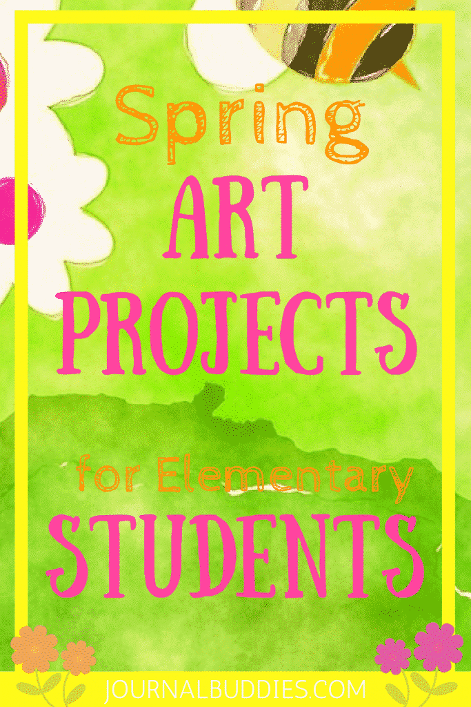 Spring Art Projects Elementary Students