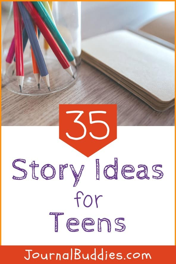 Teenage Story Writing Prompts