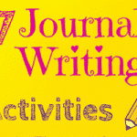 Journaling Activities for Elementary Kids