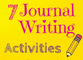 Journal Activities to Improve Writing Skills
