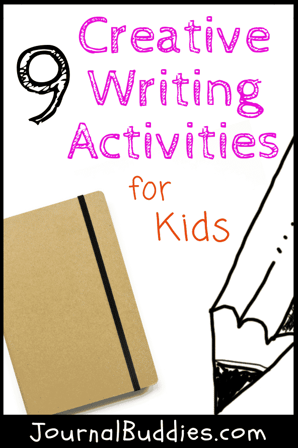Creative Writing Activities to Inspire Kids