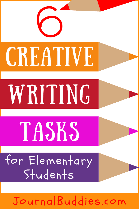 Creative Writing Tasks for Elementary School Students