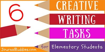 Elementary School Creative Writing Tasks