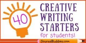 Creative Writing Topics