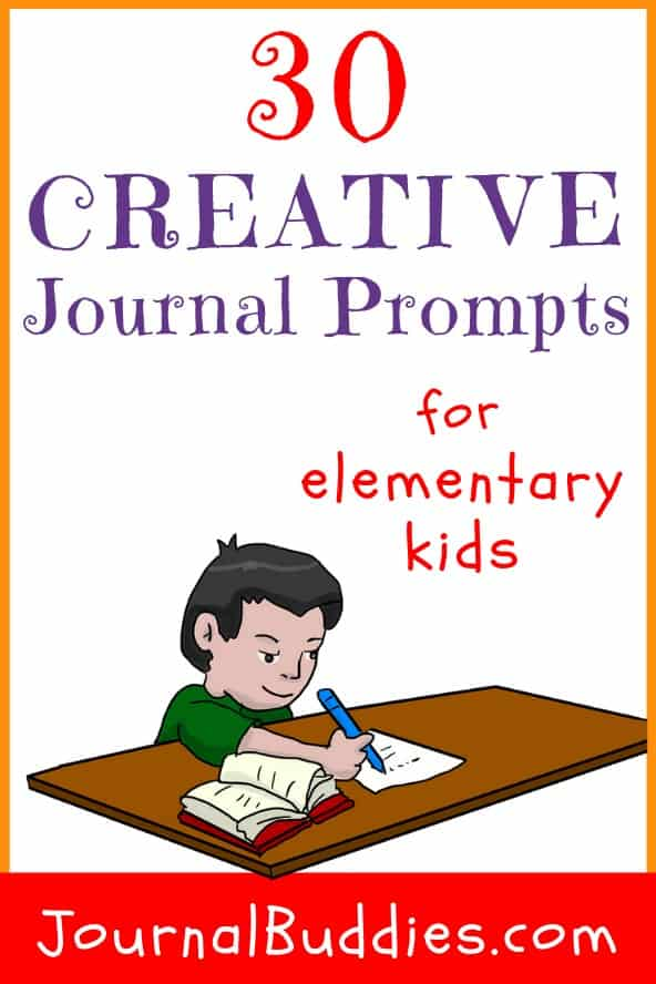 From the silliest fantasy worlds to the mysteries of outer space, these journal prompts will have students feeling eager to sit down and write about everything their young minds can come up with.