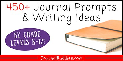 Writing Ideas for All Grade Levels