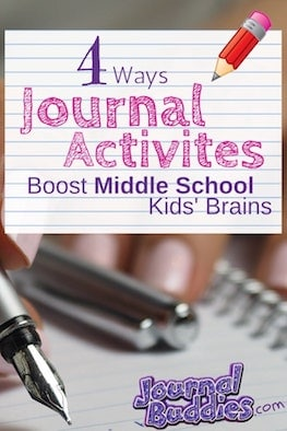 Journaling can offer real, tangible benefits that students will enjoy now and as they grow. Read about four of these benefits that boost kid's brains.