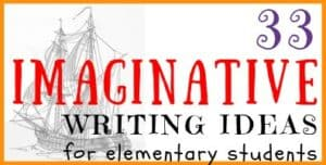Imaginative Writing Ideas