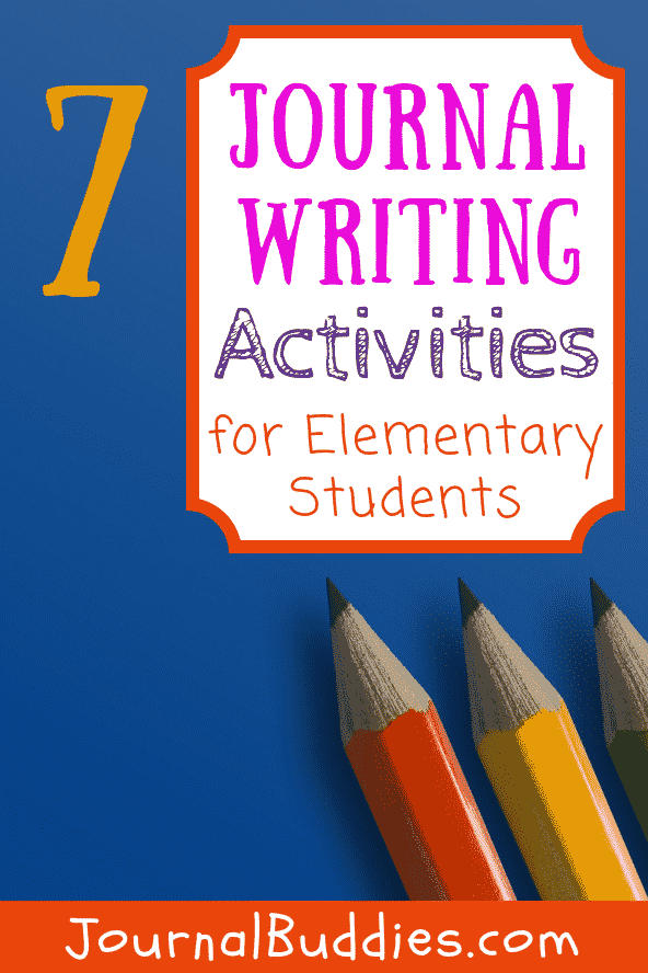 Use these seven exciting journal exercises to improve your elementary school students' writing skills.