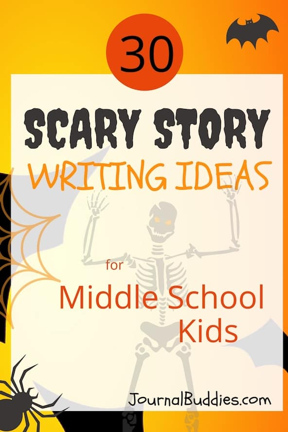Encouraging your students to write a scary story for an assignment in your class is a great way to introduce the horror genre to them while also focusing on their creative writing skills.