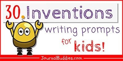 Journal Writing Prompts about Inventions