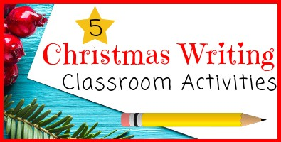 Christmas Writing Activities and Prompts