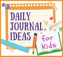 In these 32 daily journal ideas, students will specifically consider questions that help them get to know themselves better. They'll stop and look back to recall their favorite memories, analyze their own talents and skills, and think about their goals for the future.  In writing about their own ideas and experiences, your students will come away from their daily journals feeling more self-aware and whole.