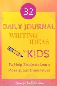 32 Daily Journal Ideas