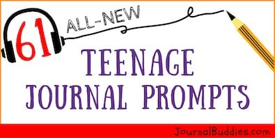 Teenage Journal Topics