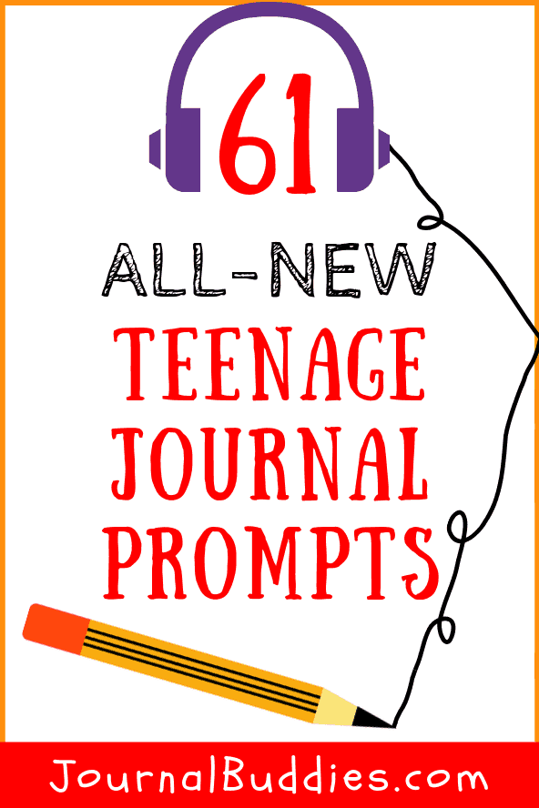 Teen Journaling Topics