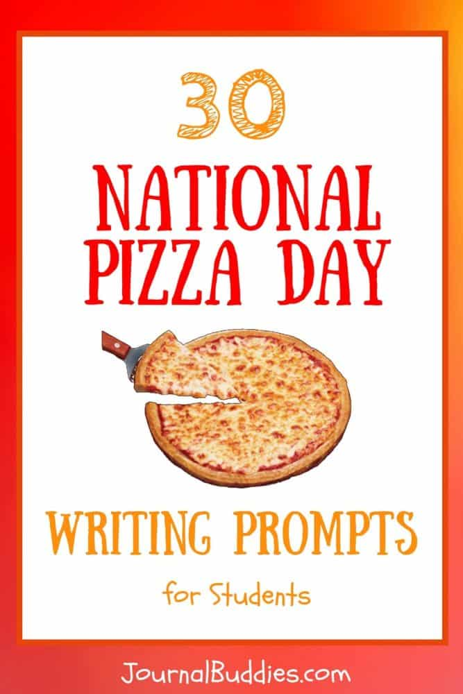 In these fun new National Pizza Day journal prompts, your students will spend time writing about the beloved dish and all of its popular iterations.  As they ponder the merits of cheap greasy pizza, dream up their own new recipes, and argue for their pizza-maker of choice, you'll undoubtedly hear a few stomachs rumbling.