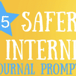 Safer Internet Day Prompts for Students