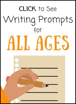 Writing Prompts for All Ages