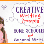 Creative Writing Topics for Home School and General Writing