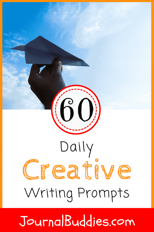 Daily Creative Journal Prompts