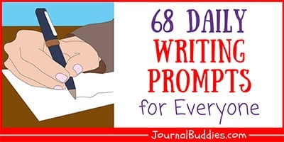 Wrirting Prompts for Daily Writing