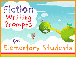 30 Fiction Writing Prompts for Elementary Students