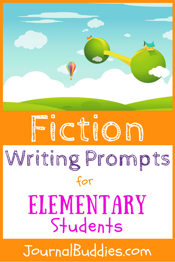 Fiction Writing Ideas for Elementary Age Kids