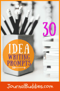 """In these 30 new idea writing prompts, suitable for ages 12 to adult, you'll ponder crazy """"what if"""" situations, explore fantastical conundrums, and daydream about unbelievable predicaments."""