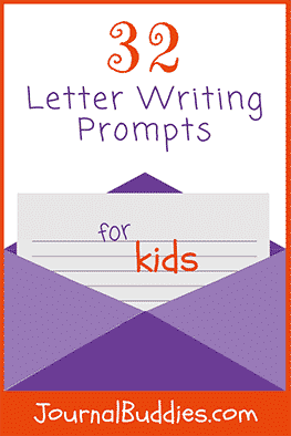 These letter writing prompts for kids begin with a few guiding questions to help students explore the value of the written letter.