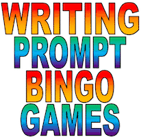 Writing Prompt Bingo Games for Students