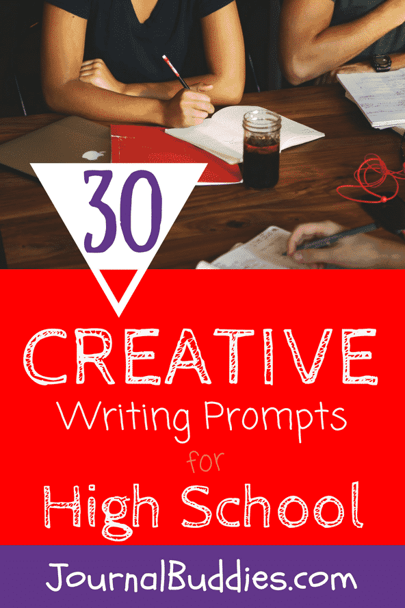 How do we ignite the spark so that students are enthusiastic about writing? Here, we have suggested 30 writing prompts that are relevant to students' lives and that will spur critical and creative thinking.