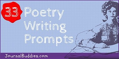 Writing Prompts about Poetry