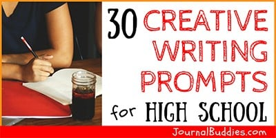 Creative Writing Topics for High School Students