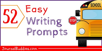 Easy Writing Topics for Elementary