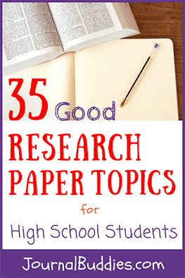 good research paper topics  journalbuddiescom these research paper topic prompts range from the political to the cultural  and from the current