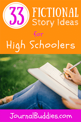 Use these all-new fictional story prompts to help your high school students improve their writing and explore the power of storytelling!