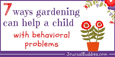 Gardening and Behavioral Problems in Kids