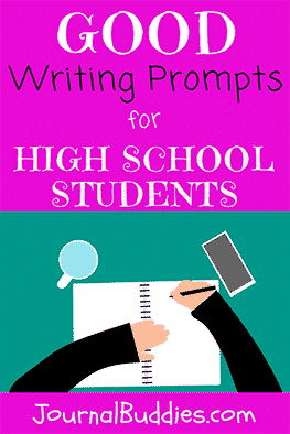 Use these essay prompts for high school students in your classroom to help students improve their personal essay writing skills.