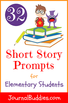 Use these elementary school short story prompts to get young students writing and exploring their creativity this school year.