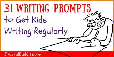 Writing Topics to Get Kids Writing on a Regular Basis